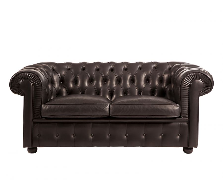 Chesterfield Sofa 2-seater