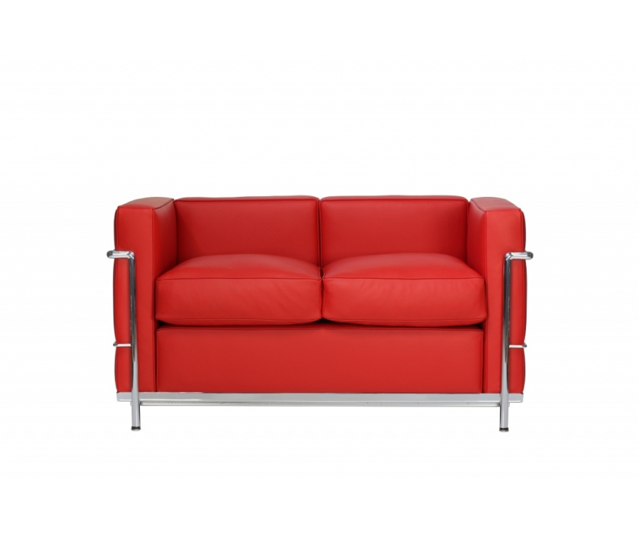 LC2 Sofa 23-seater in Leather
