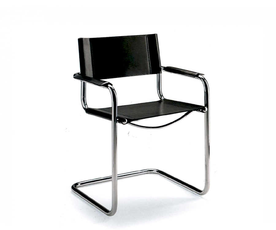 S 33 Cantilever Armchair