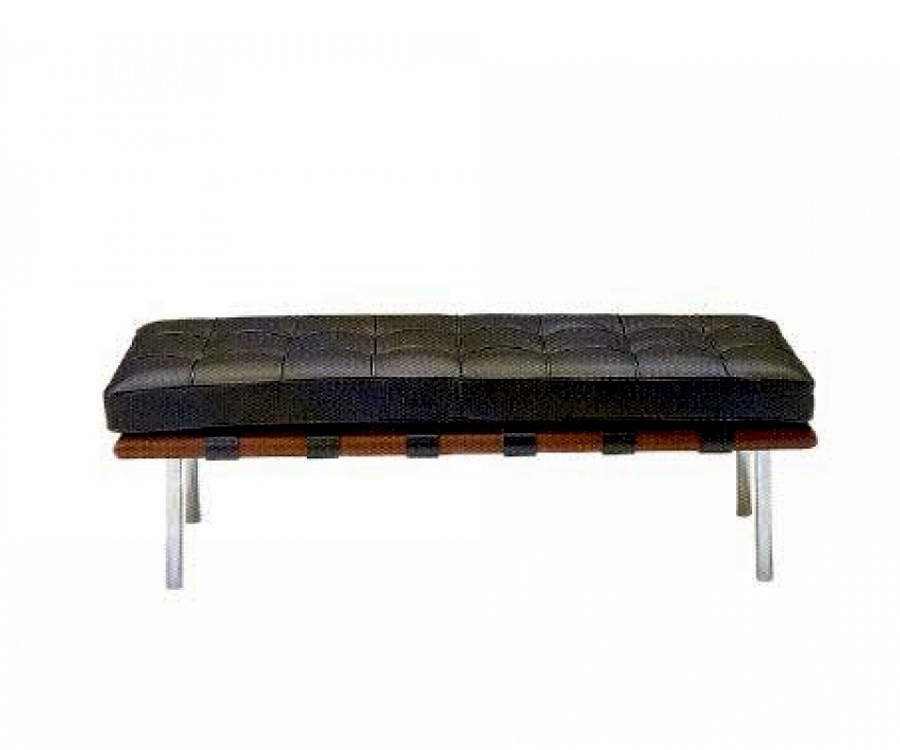 Barcelona Seat Bench 2-seater