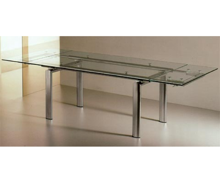 Vivario Dining & Office Glass Table