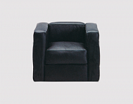 LC2 cushion armchair