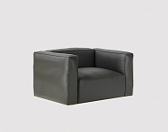 S-LC3 cushion Armchair